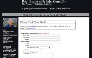 John Connolly Real Estate | SUCCESS! Real Estate