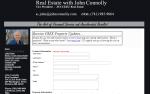 John Connolly Real Estate   SUCCESS! Real Estate